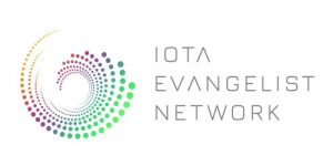 Part of the IOTA Evangelist Network