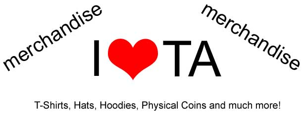 IOTA Merch T-shirts, Hoodies, Caps, Phsysical Coins And More!