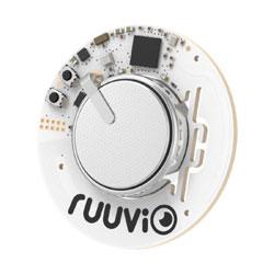 RuuviTag collect sensor data and stream it to the IOTA Tangle