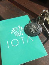 Iota Keychain
