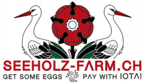 Seeholz-Farm.ch buy fresh eggs and meat from Switzerland and use IOTA to pay them