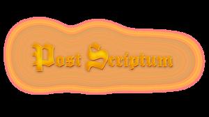 Post Scriptum Logo