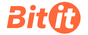 BitIt Logo Graphic IOTA fiat gateway