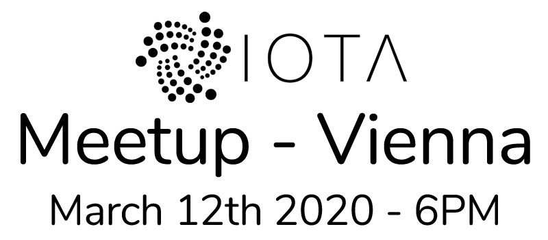 IOTA Vienna Meetup – March 2020