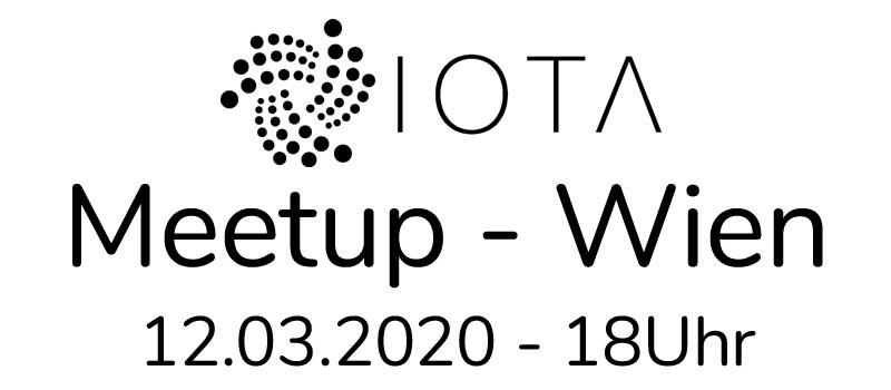 IOTA Wien Meetup 2020