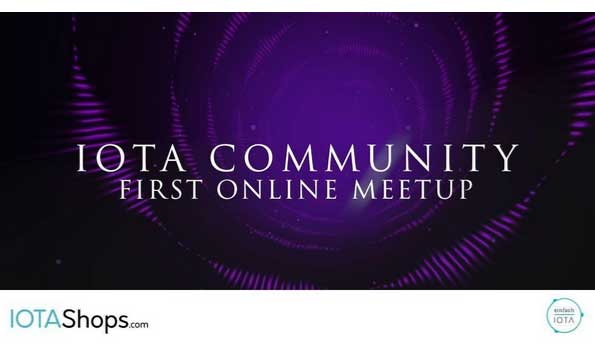 Virtual Online IOTA Meetup – April 6th 2020