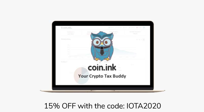 coin.ink graphic 15% off