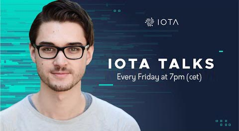IOTA Talks With IOTA Co-Founder Dominik Schiener
